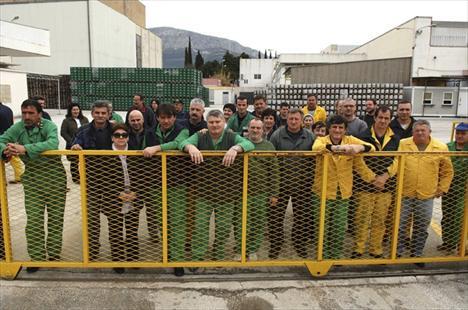 Radnici Jadranske pivovare